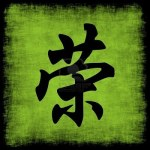 chinese symbol for honour